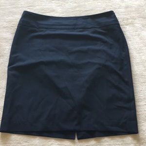 The Limited Navy Skirt Worn once